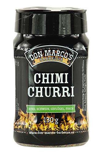 Don Marco's Spice Blend Chimichurri 130g in der Streudose, Grillgewürzmischung