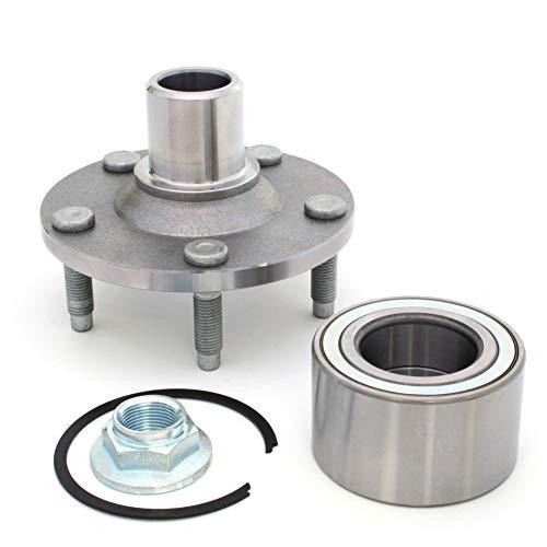 WJB WA518515 Front Wheel Hub Bearing Module Kit Cross Reference: Timken HA590286K, Moog 518515, SKF BR930286