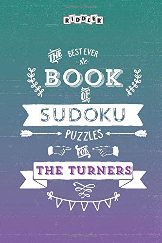 The Best Ever Book of Sudoku Puzzles for The Turners
