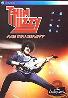 Thin Lizzy Are You Ready? [DVD] [Import]