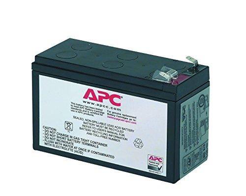 APC RBC17 batería de sustitución para UPS, compatible con los modelos BE700G-SP...