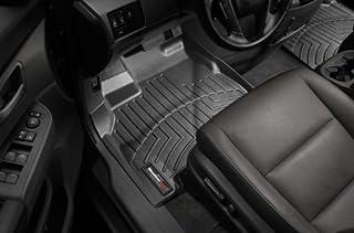 WeatherTech (444931-442862 FloorLiner, Front/Rear, Black