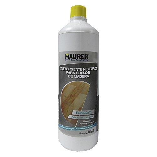 Maurer 5464272 Detergente Tarima Flotante y Parquet 1litro