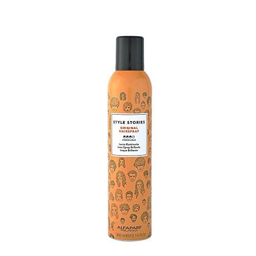 Alfaparf Style stories Original hairspray 300ml - laque brillance