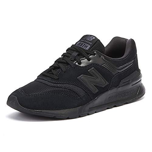 New Balance 997H Core, Zapatillas Hombre, Black, 43.0
