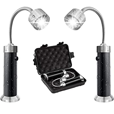 Amazon - 60% Off on Grill Light Set, Powerful Magnetic Base Super Bright BBQ Lights