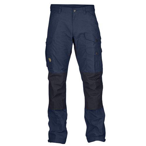 FJÄLLRÄVEN Vidda Pro Trousers R Pantalones, Hombre, Azul (Storm/Night Sky), 3XL/56