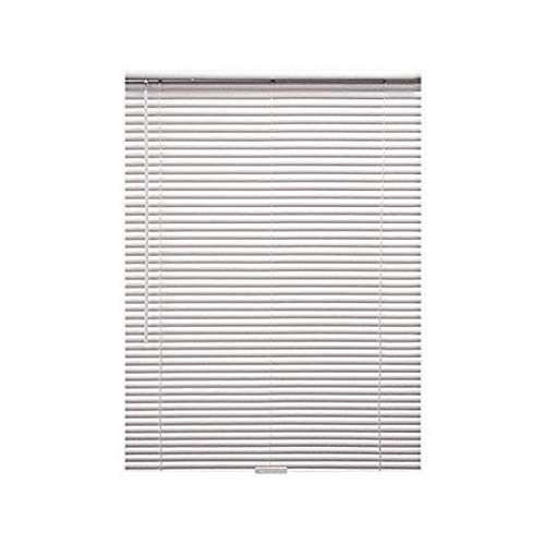 PVC White DESIGNERS TOUCH 833137 Vinyl Replacement Louver for 96 Vertical Blinds
