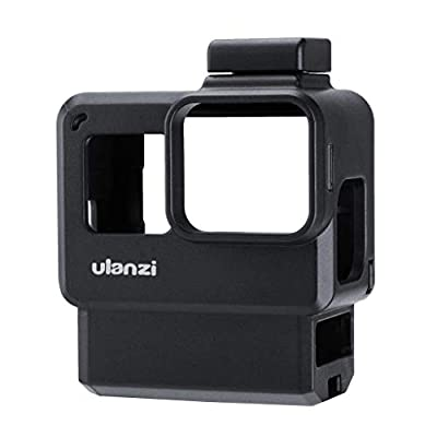 GorNorriss Electronics Gadgets Ulanz V2 Pro Protective Vlogging Cage Case for GoPro Hero 7Black/6/5 Cove by GorNorriss