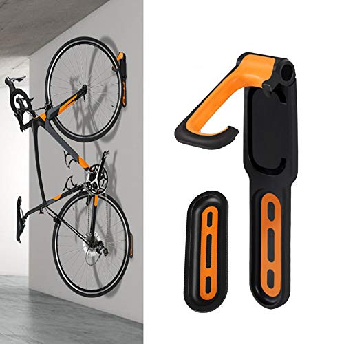 Fahrradhaken für Kinderfahrräder, Fahrradhalter Wandhalterung - Fahrrad-Wandhalterung-Garage - Bike Ständer für Wandmontage - Fahrrad Aufbewahrung Haken (A)