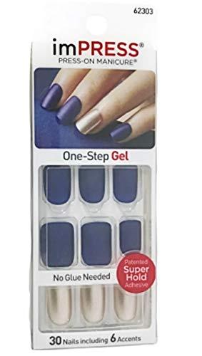 Kiss imPress On Manicure Nails 62303 Glöckchen und Pfeifen