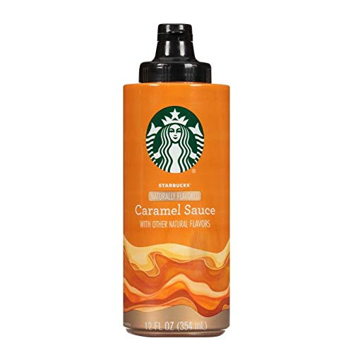 Starbucks Caramel Sauce