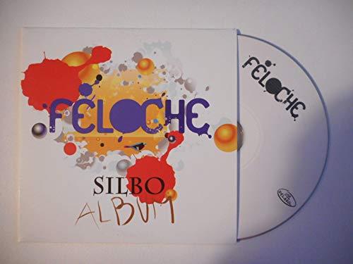 Féloche - Silbo - 11-trk - CD - PROMOTIONAL ITEM