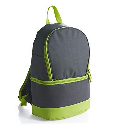 Lfives-hm Lunchpaket Rucksack-Erholungs-Tasche für EIN Picknick-Umweltschutz-Material-leichte tragbare Nahrungsmittelkonservierungs-frische Tasche für Schule/Camping/Angeln/Grillen