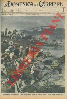 Nel regno di Albania i ribelli volgono in fuga intorno alle lagune di Durazzo i mirditi mandati a combatterli.