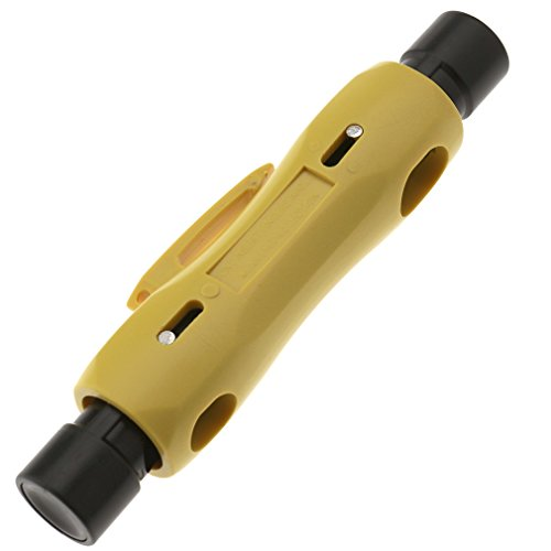 Koax Kabel Draht Pen Cutter Stripper für RG59RG6RG7RG11Abisolierwerkzeug …