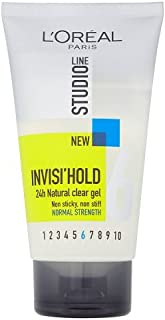 L'Oreal Studio Line Control Invisible Hold Normal Gel 150ml