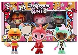 Ice Cream Girls 3-Pack