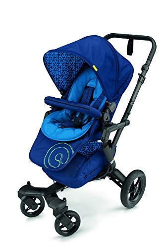 Concord Neo Silla de Paseo, 4 Ruedas con Suspensión, Chasis Aluminio, para Niños a partir de 6 Meses, Color Snorkel Blue