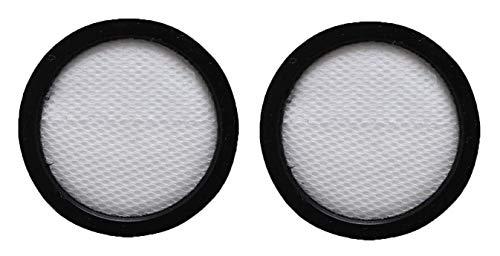 Haudang Filtros de limpieza, 2 filtros Hepa de repuesto para aspiradoras P8 (para P8)