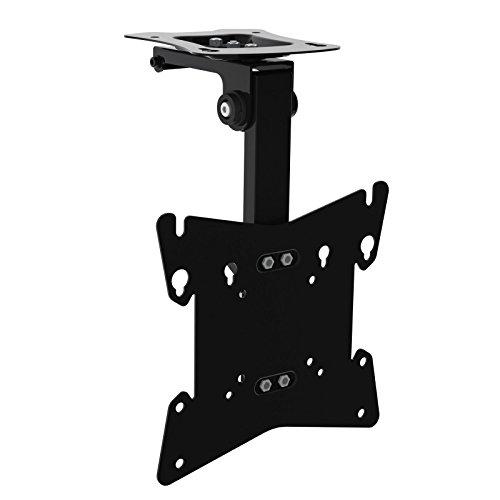 HFTEK Monitor-plafondhouder voor beeldschermen van 17-37 inch - kantelbaar (FY28CP)