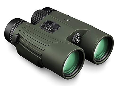 Vortex Optics Fury HD - Prismáticos láser (10 x 42 mm)