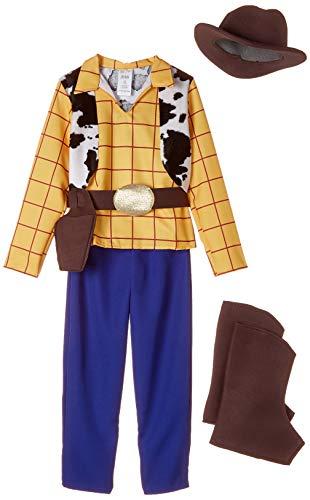 disfraz prime Disfraz Vaquero Cuentos, Multicolor, estandar (limitsport 8421796431755)