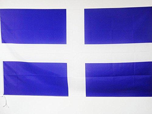 AZ FLAG Flagge FRANZÖSISCHE Flotte IN XVIIÈ JAHRHUNDERT 90x60cm - Frankreich Fahne 60 x 90 cm Scheide für Mast - flaggen Top Qualität