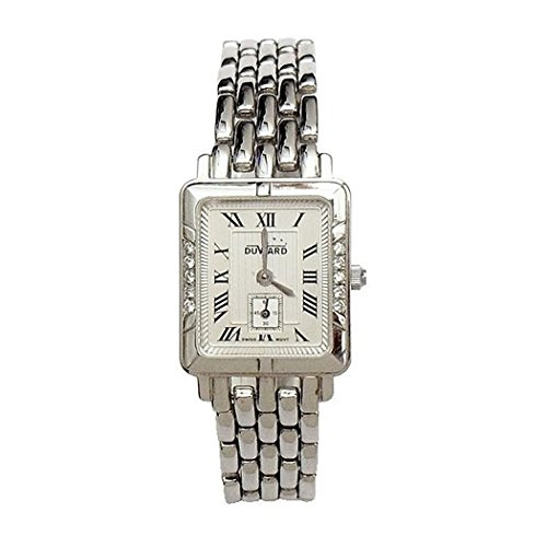 Reloj Duward Oro Blanco 18K 18K Brillantes Mujer R1158805 56