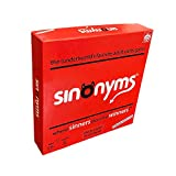 Sinonyms - Best New Adult Party Board Game/Card Game - Raunchy Rowdy & Rapid-Fire Fun