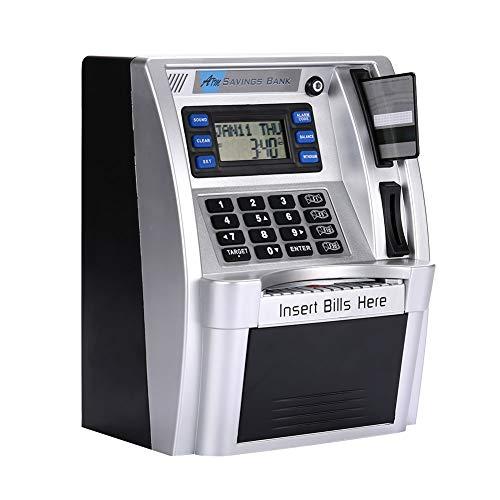 Kreative Geldautomaten Geldautomaten Geldautomaten Geldautomaten Password Box Kinder Münzbanken mit LCD Bildschirm Simulation