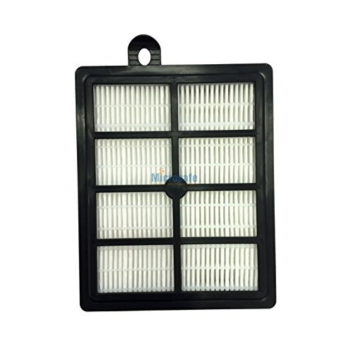 Filtro HEPA para aspiradora AEG Silent Performer Cyclonic ASPC7110 / ASPC7120 / ASPC7140 / ASPC7150 – Alternativo a AEG AFS1W Allergy Plus filtro de Microsafe®