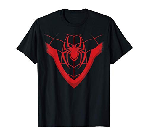 Marvel Spider-Man Miles Morales Halloween Costume Camiseta