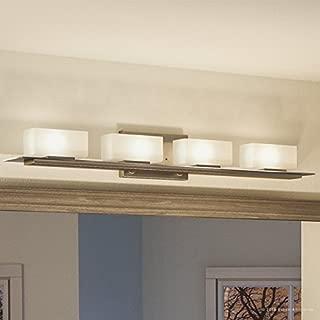 Luxury Contemporary Bathroom Vanity Light, Large Size: 4.5