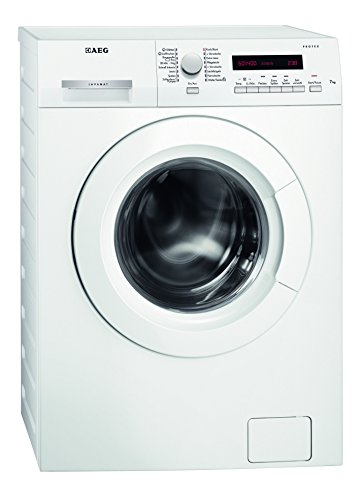 AEG L7347FL Waschmaschine / A+++ / 167 kWh/Jahr / 1400 UpM / 7 kg / Dampfprogramme / Beladungserkennung / Aqua-Control [Altes Modell]