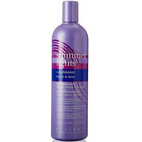 Shimmer Lights Conditioner, Blonge und Silber, 473 ml