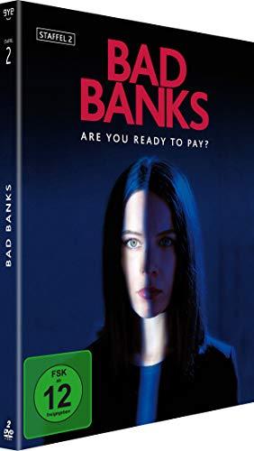 Bad Banks - Staffel 2 - [DVD]