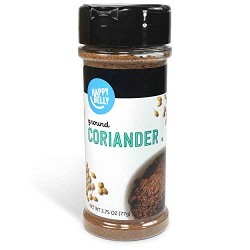 Amazon Brand - Happy Belly Coriander, Ground, 2.75 Ounces