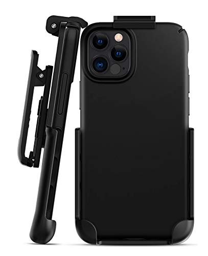 Encased Belt Clip Compatible with Caseology Dual Grip Compatible with iPhone 12 Pro Max (Holster Only - Case is not Included)