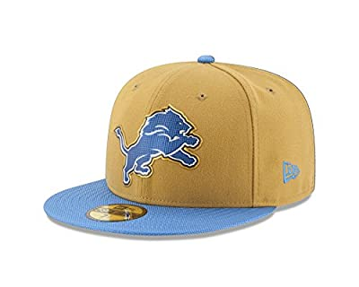 NFL Gold Collection Gold Crown 59FIFTY Fitted Cap