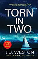 Torn In Two: A British Crime Thriller Novel (The Frankie Black Files)