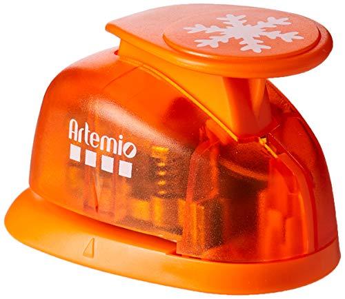 Artemio 2,5 cm Big Perforadora Copo Nieve Número