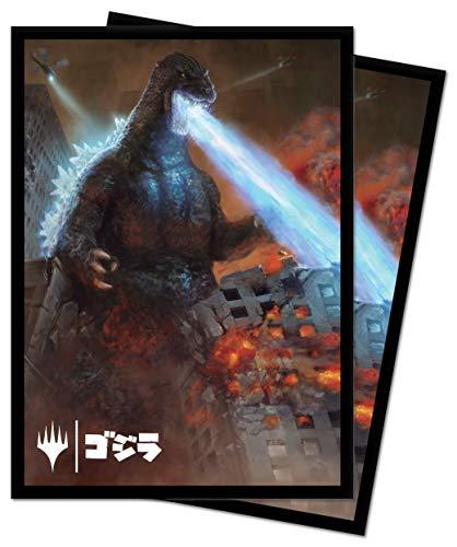 Ultra Pro 100 Bustine Protettive - Magic The Gathering - Ikoria Godzilla King of Monsters