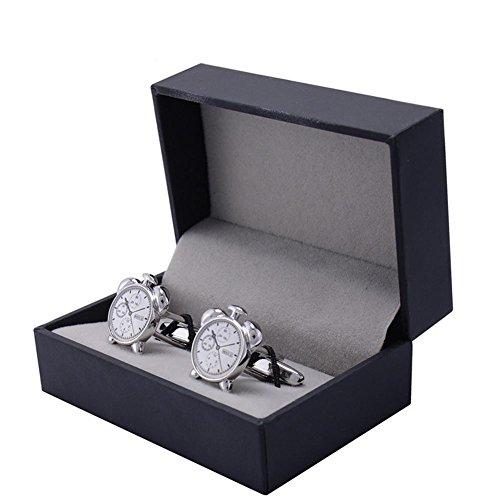 Fashion reloj despertador Gemelos con caja de regalo