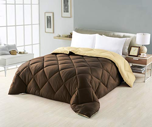 OPORTUNIDADES32 Nordico, Beig/Chocolate, Cama 105 Cm(180X240)