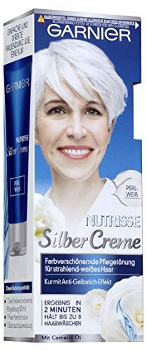 Garnier Nutrisse Silber Creme Perl-weiß