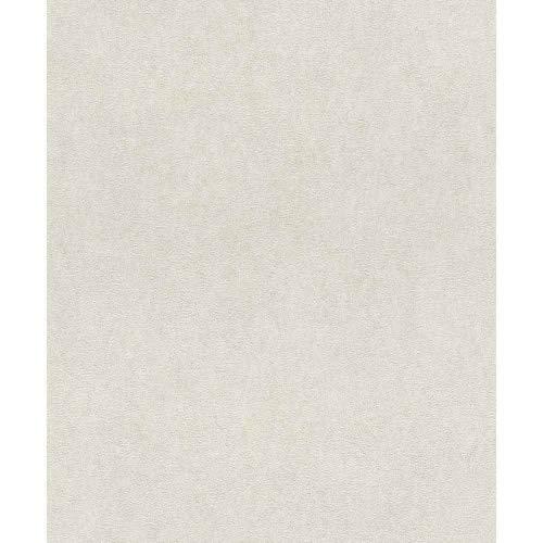 Rasch Tapeten Vliestapete (universell) Grau 10,05 m x 0,53 m Linares 617122 Tapete