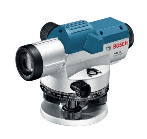 Bosch - Nivel óptico automático (GOL 32, 32 unidades)