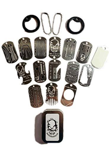 Grim Workshop Dog Tag Tool Kit