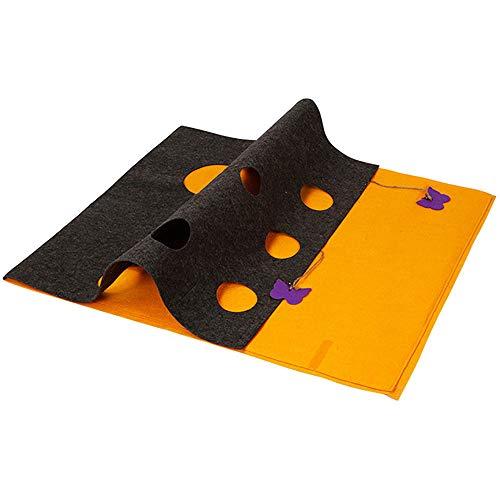 LDDPP - Túnel para gato, para entrenamiento de gatitos, manta para cachorros, multifunción, para hacer ejercicio, para hacer ejercicio, para gatos, entretenimiento, uso en interiores o exteriores